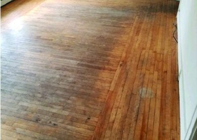 Able Refinished Floors Before 2
