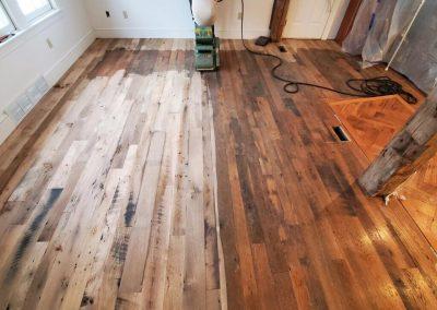Refinishing Wood Floors in Vermont