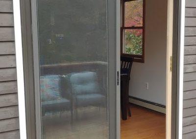 Door install process