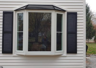 Outside Window