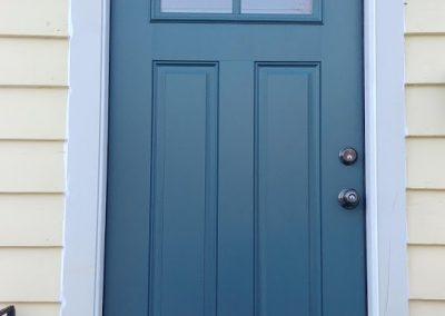 New Front Door