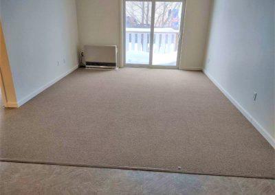 Carpeting install