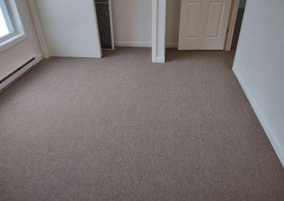 Carpeting replacement