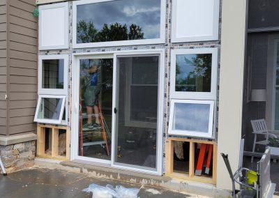 Commercial Door and Window Installation