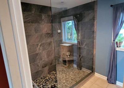Beautiful Custom Shower